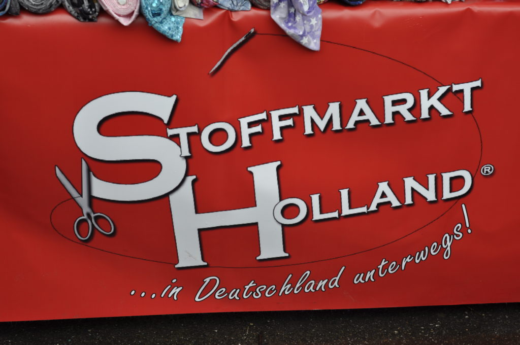 Stoffmarkt Holland 1