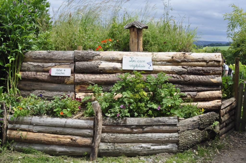 Permakulturgarten Jardin d'Alôsnys 5