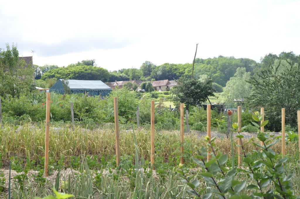 Permakulturgarten Jardin d'Alôsnys 36