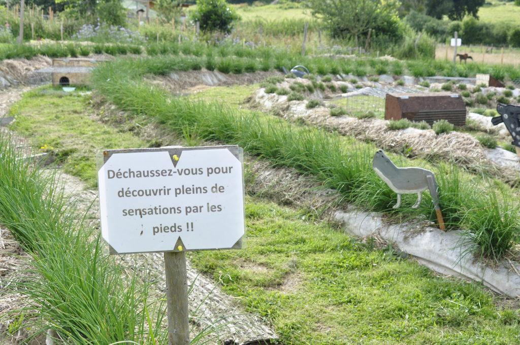 Permakulturgarten Jardin d'Alôsnys 7