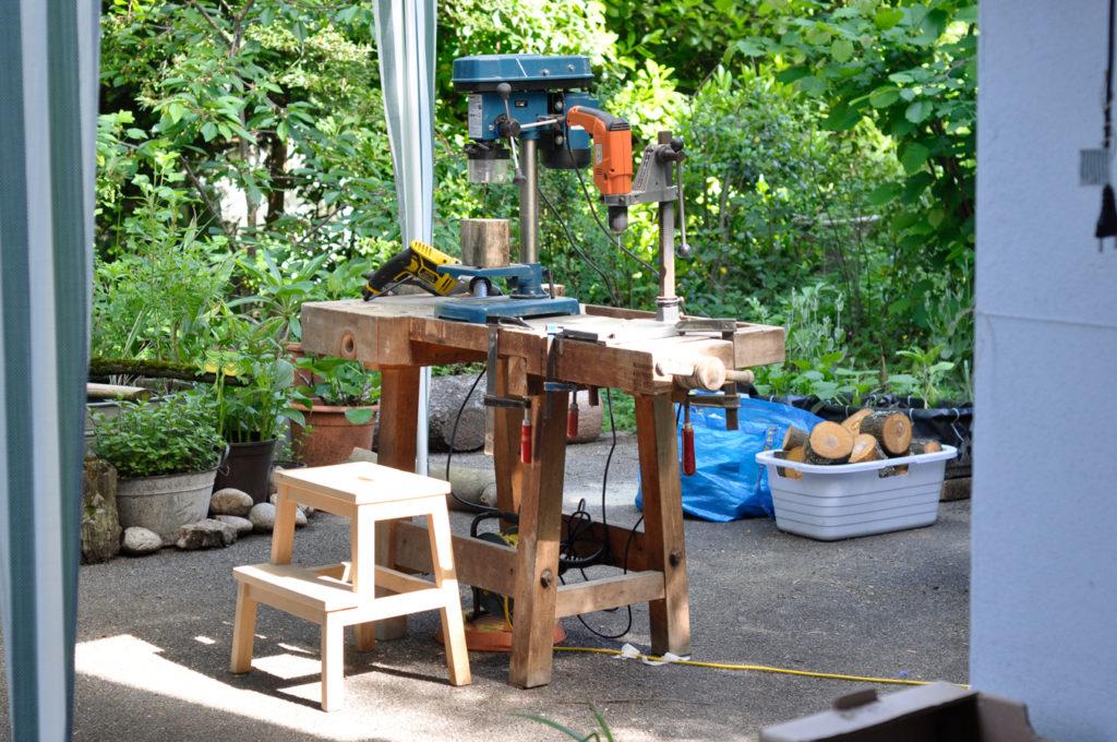 Wildbienenhaus gemeinsam bauen 31