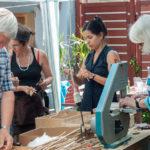 Wildbienenhaus gemeinsam bauen 8